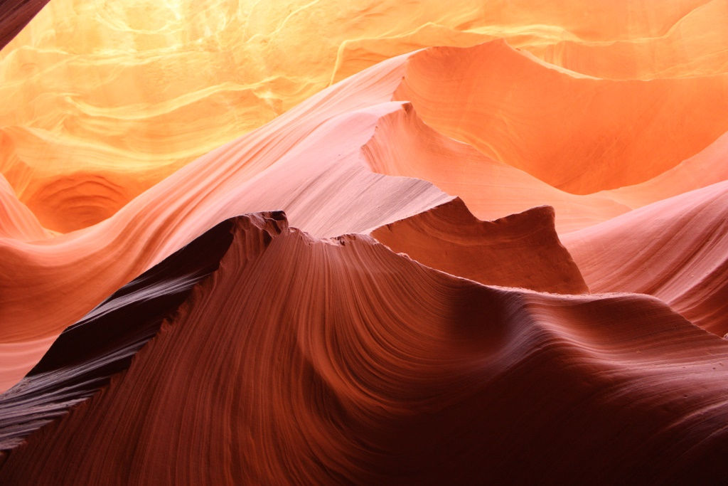 West USA - Antelope Canyon
